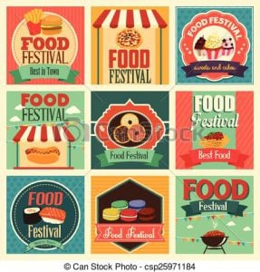 food festival blocks